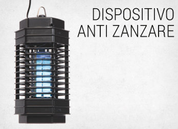 Dispositivo anti zanzare