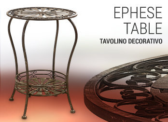 Tavolino decorativo