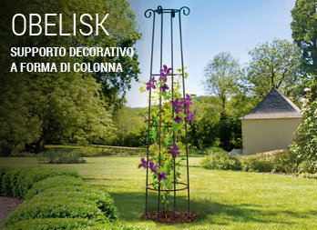 Supporto decorativo a forma di colonna