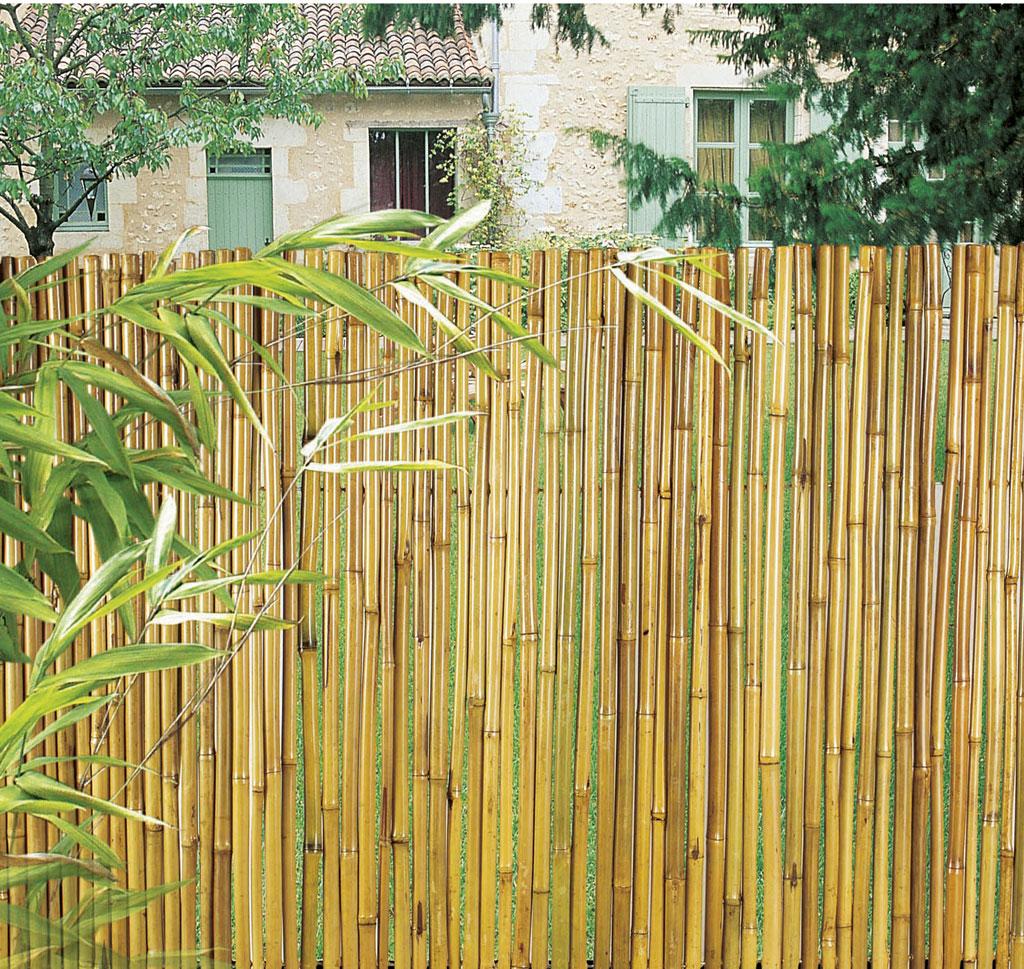 Arella in cannette di bamb intero nortene - Alfombras de bambu leroy merlin ...